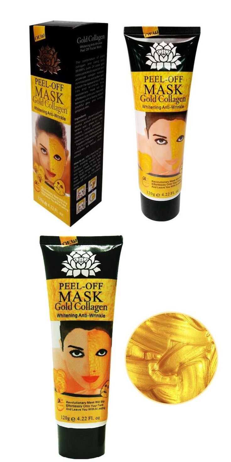 [Visit to Buy] Brand 24K golden mask Anti wrinkle anti aging facial mask face care whitening face masks skin care face lifting firming Masks #Advertisement