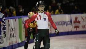 Les Canadiens Samuel Girard et Marianne St-Gelais ont récolté une médaille d'or et d'argent à la première journée des finales...
