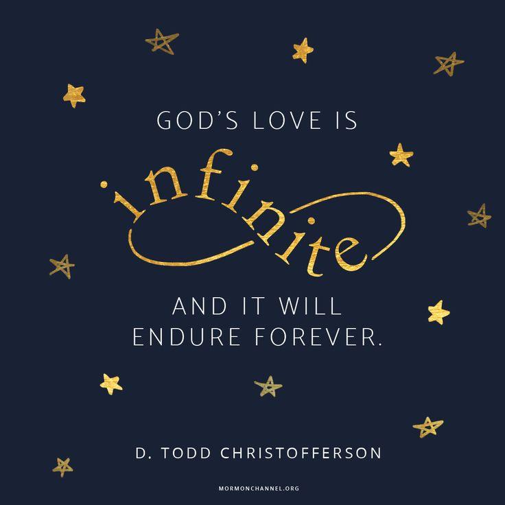 God's Love Will Last Forever