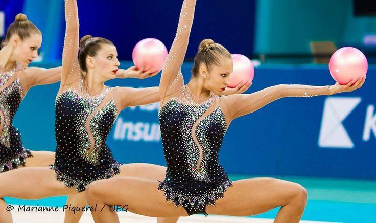 Snoklokke — Group France, European Championships 2014