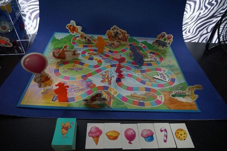 Winnie The Pooh Lot  Sleeping Bag, CandyLand, Talking Interactive Winnie Pooh