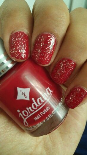 Rojoooo Fascinated With Red de Jordana un 7