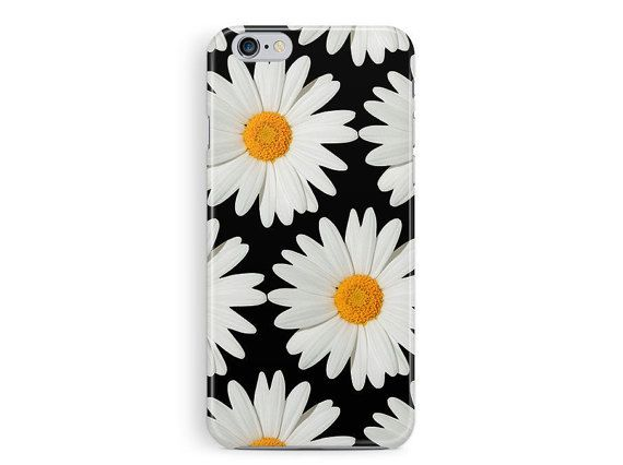 Daisy Phone Case Daisy iPhone 5 Case Floral by TheSmallPrintCases