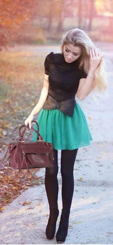 Plum Rebecca Minkoff - http://fashionable.allgoodies.net/2014/04/plum-rebecca-minkoff/