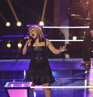 Midas Whale and Amber Carrington Sing on The Voice 2013 Knockout Rounds (VIDEO) I WANT HER HAIR!!!!!!!!!