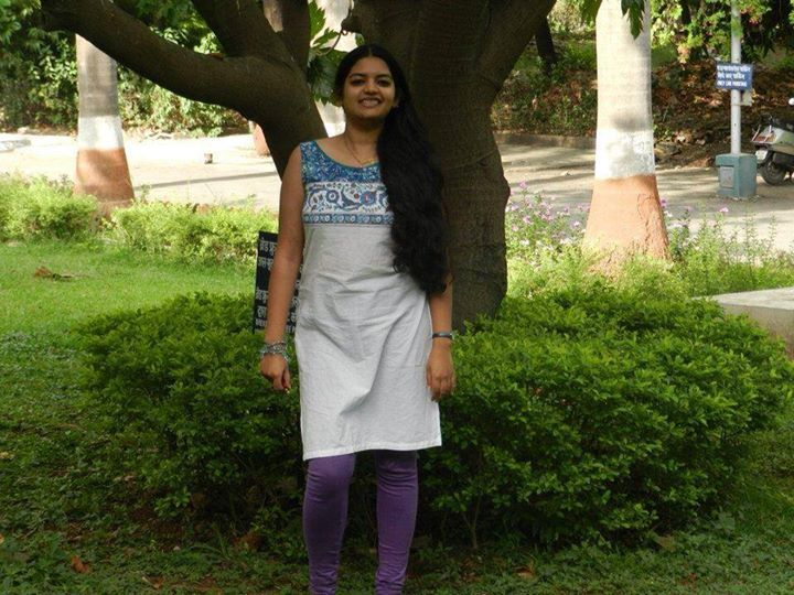 Suneha looks so #cheerful in this #Wattire.