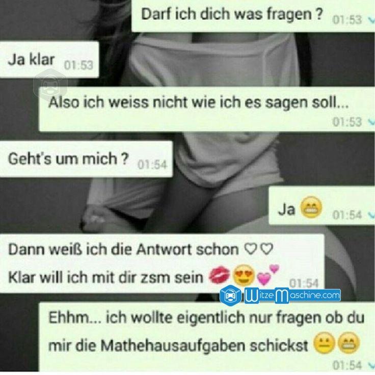 Lustige WhatsApp Bilder und Chat Fails 40 - Matheaufgaben