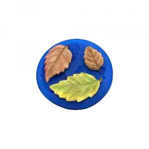 First Impressions Molds Silicone Mould - Leaves - 3 cavity Golda's Kitchen