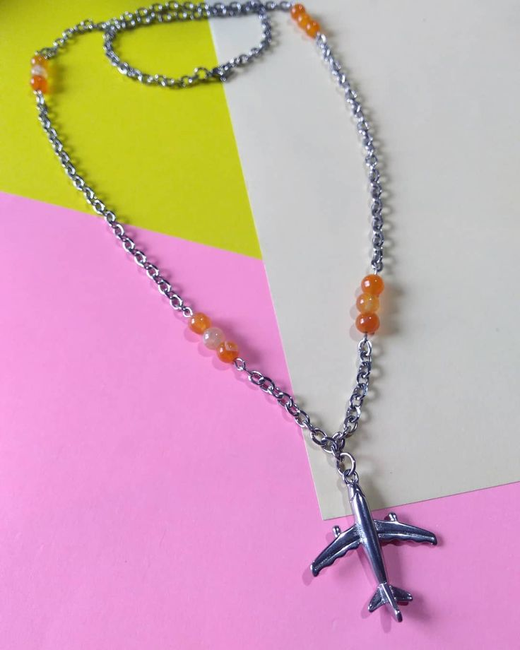 ♥ ️Collar Halskette aus Chirurgenstahl ♥ ️. Sie wissen, die @mittacom Modelle …   – jewelry