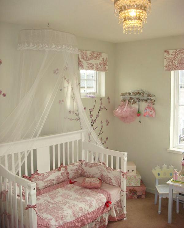 Krevet s baldahinom za djevojčice  Dječje sobe  PoMjeri.hr  Interier  Pin...