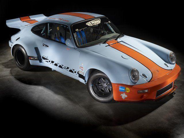 Porsche 911 Carrera RSR (1974)