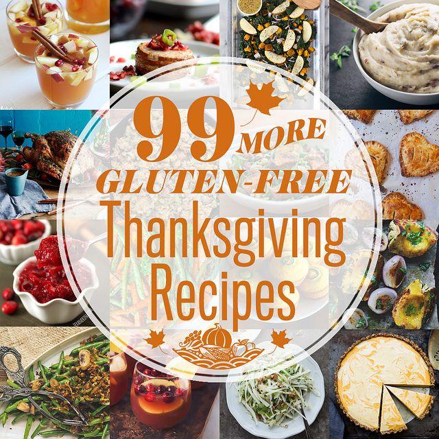 99 More Gluten-free Thanksgiving Recipes // Tasty Yummies
