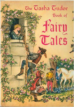 always classic illustrations. Tasha Tudor