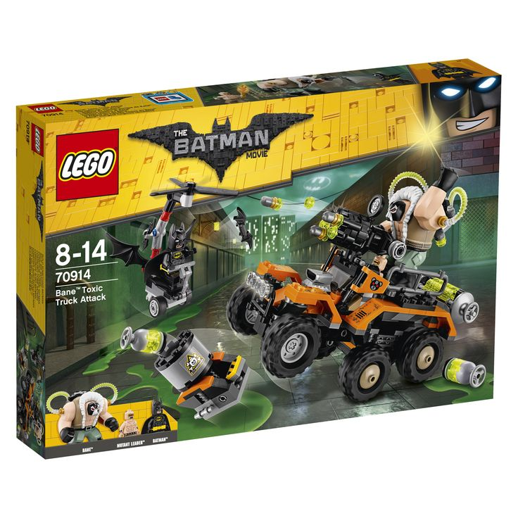#Lego #LEGO® #70914   LEGO Batman Movie Der Gifttruck von Bane  Alter: 8+, Teile: 366LEGO ® Batman Movie Gifttruck von Bane 70914.    Hier klicken, um weiterzulesen.  Ihr Onlineshop in #Zürich #Bern #Basel #Genf #St.Gallen