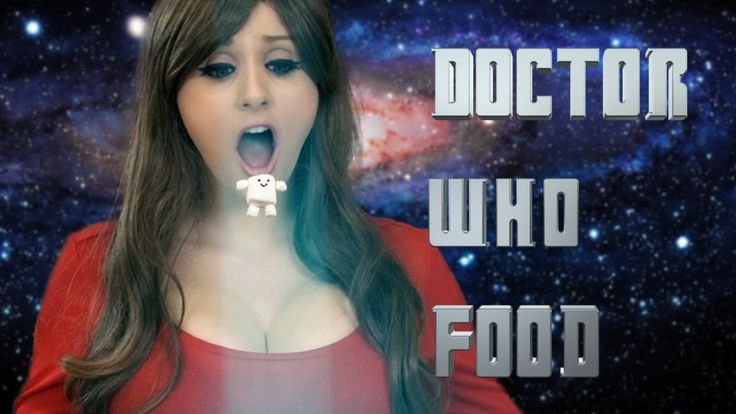 Doctor Who Party Food!!! Yum! Adipose marshmallows, sonic screwdrivers, timey wimey jello, fish fingers & custard, and more!