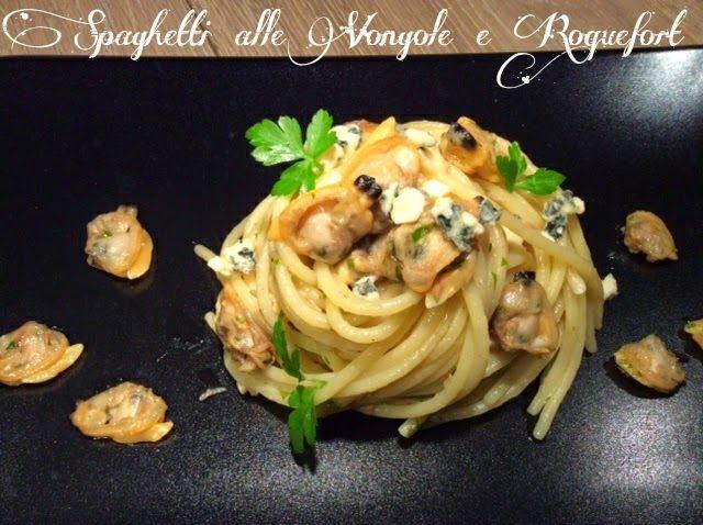 Cucinando tra le nuvole: Spaghetti alle Vongole e Roquefort