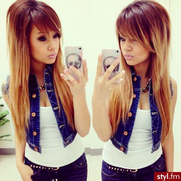 Fryzury Długie włosy: Fryzury Długie - Magdalena Dziak - 2169992