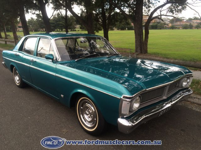 Xy 500 - Muscle & Classic - Ford Muscle Cars For Sale, Mustangs For Sale