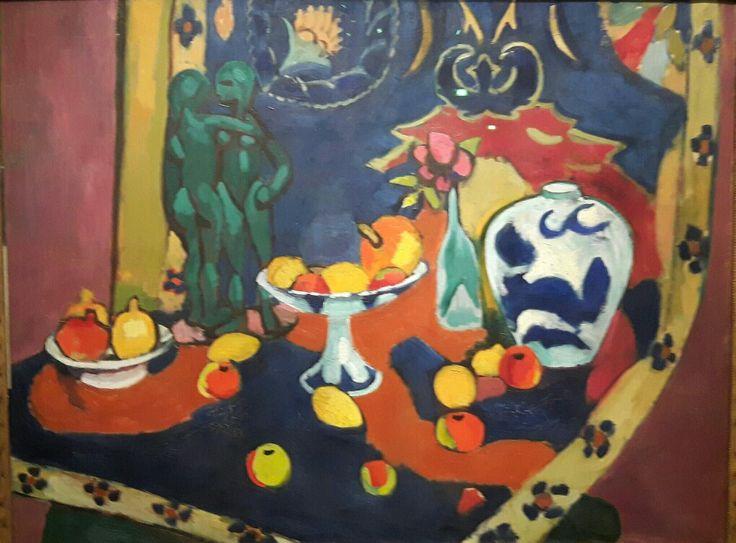 1911. Frutta e bronzo.  Pushkin Museum Moscow