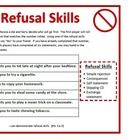 5 1 refusal skills Free worksheets, treatment guides, and videos for mental health professionals topics include cbt, anger management, self-esteem, relaxation, and more.