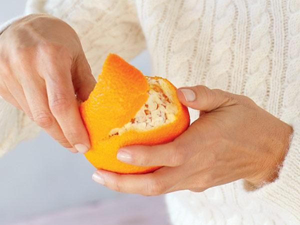 Orange peel provides d-limonene, a compound that may protect against skin cancer. Add peels to chili. Finely chop the peel and toss in 1 to 2 tablespoons with the beans, tomatoes, and spices.