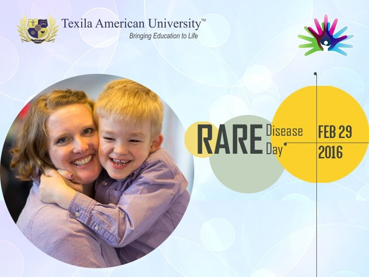 #RareDiseaseDay 2016 - Raise your Hand and support to build Awareness for the people affected by #Raredisease and their family with #Texila American University.