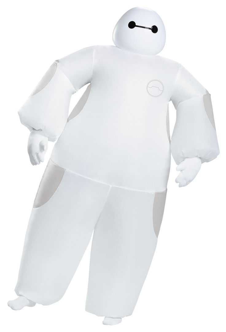 Baymax White Inflatable Adult