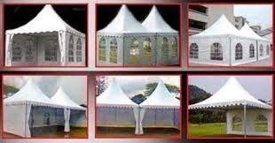 GN Exhibition Menjual berbagai macam produk tenda dengan harga yang sangat terjangkau, Untuk detail tenda anda juga dapat menentukan sesuai keinginan. jasa pembuatan Tenda Kerucut, Tenda Sarnavile, Tenda Roder, Tenda Gazebo. Offce    : Jl. Boulevard Raya Ruko Star Of Asia No.99 Taman Ubud Lippo Karawaci, Tangerang hub 081290627627 / 089646793777