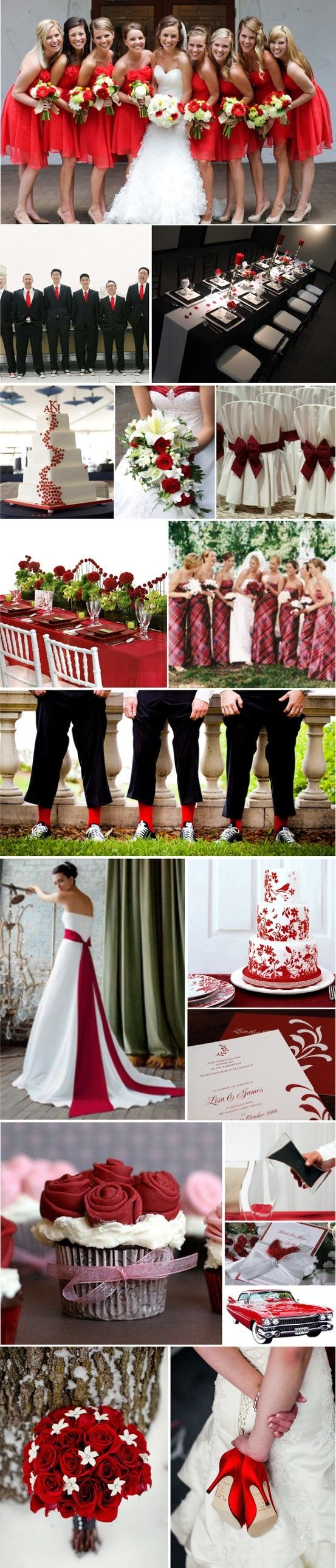 Red and black wedding decor   best WEDDING LADY IN RED images on Pinterest  Princess fancy