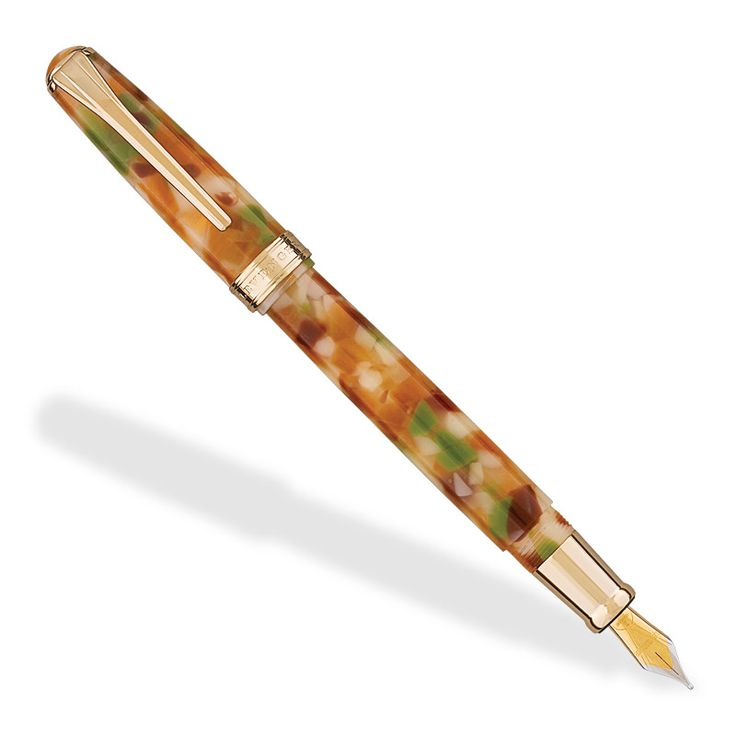 French Impressionist True Writer® Fountain Pen - Writing Instrument, Best Fountain pen - Levenger $89