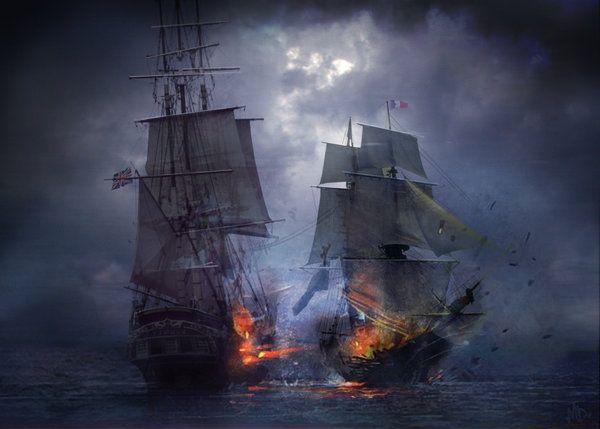 Wardens of the Wave by ChrisRawlins.deviantart.com