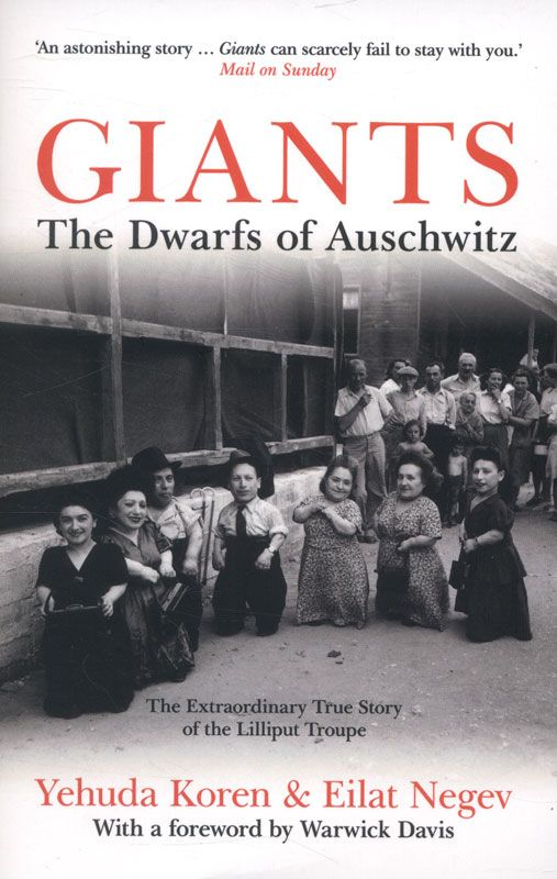 Through research and interviews with the youngest Ovitz daughter, Perla, the troupe's last surviving member the authors weave the tale of a beloved and successful family of performers who were famous entertainers in Central Europe until the Nazis deported them to Auschwitz in May 1944