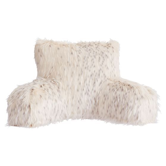Faux Fur Lounge Around Pillow Cover Pillow Covers Cozy