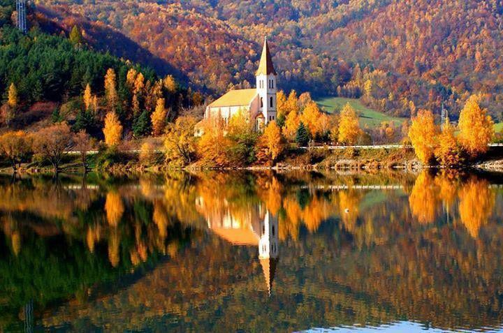 Church- Bell e saison que l'automne