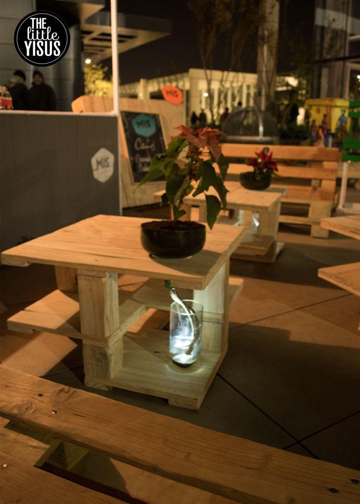 #muebles #reciclaje #plantas diseño de muebles con materiales reciclados y plantas