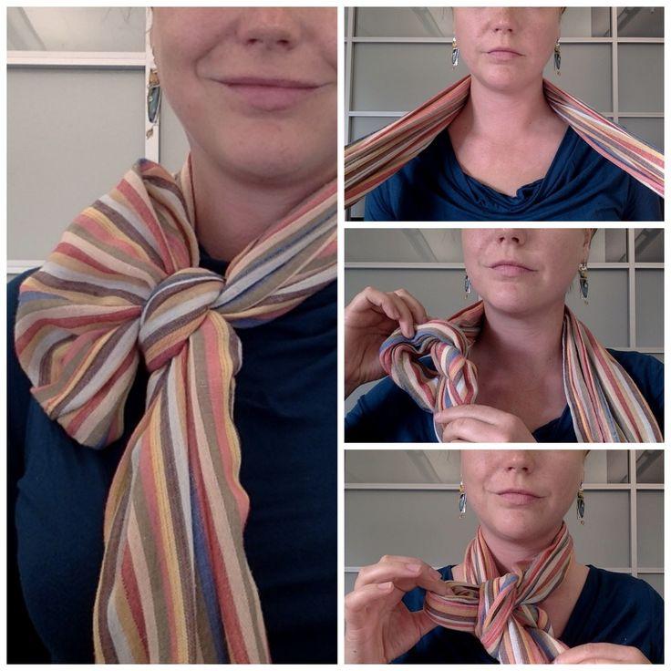 898 best Comment porter un foulard images on Pinterest ...