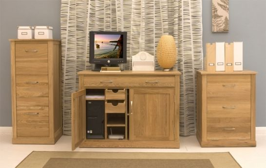 the baumhaus mobel oak hidden home office provides a discreet and highly functional storage solution that baumhaus mobel oak hidden