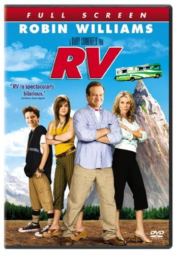 RV - silly and fun Robin Williams movie