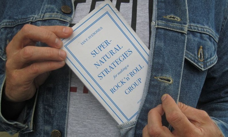 READ - Ian F. Svenonius, 'Supernatural Strategies for Making a Rock 'N' Roll Group' - Two Thousand
