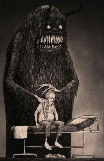 ©John Kenn Mortensen | #art #illustration