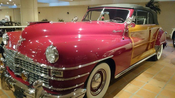 The Private Collection of Antique Cars of H.S.H. Prince Rainier III - Monte-Carlo, Monaco