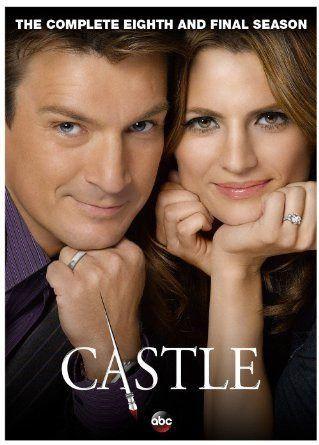 Castle Season 8 (DVD)
