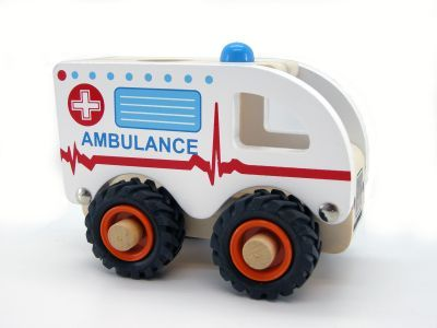 Wooden Ambulance improve your little ones motor neuron skills and imagination.  This wooden Ambulance is very well made and the perfect size for your little ones' hands  A lovely wooden toy which will spark the imagination of any little one.  - See more at: http://www.lightyearimports.com.au/product_detail/childrens-toys/Boys/wooden-toy-ambulance.aspx#sthash.9KLUV8xB.dpuf
