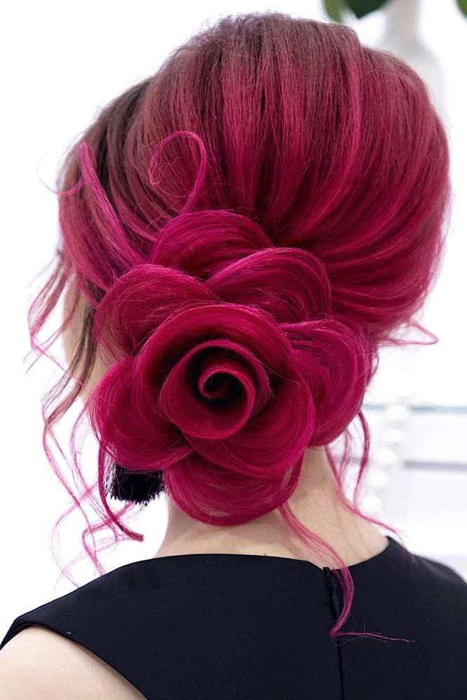 It's high time to think about prom hairstyles because of the ... - Prom Hairstyles