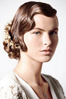 {Jazz Age} #tutorial #hair