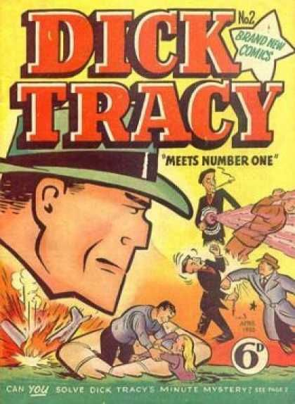 Dick Tracy 2 - Kyle Baker,