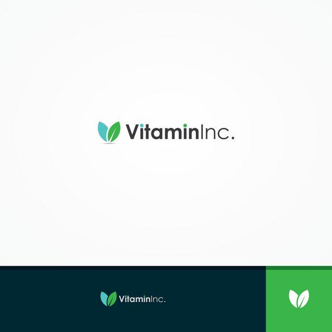 Create a Logo for a Vitamin Company! by Fʀᴇsᴄᴏ