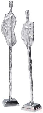 Deco Figurine Kontur ( 2/Set)