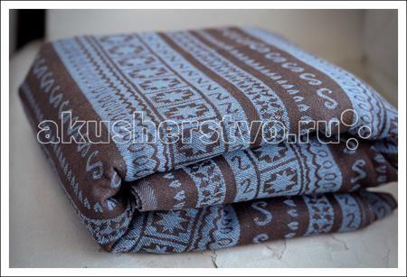 Ellevill Zara шарф, хлопок (5.2 м)  — 5799р. -------------------  Ellevill - это слинг-шарфы из Норвегии. Разработанные на основе традиционных норвежских орнаментов и выполненные вручную, слинги быстро завоевали популярность по всему миру. Они покоряют своим прекрасным дизайном и универсальностью в носке: слинги Ellevill подходят для всех возрастов (и для новорожденных, и для подросших деток), и для всех сезонов.  Слинги Ellevill производятся вручную, из ткани, специально разработанной для…