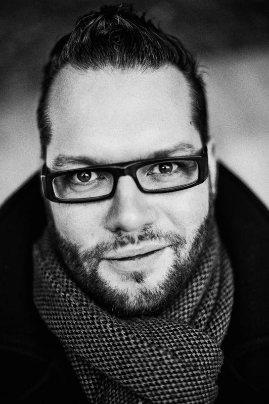 Alex Agnew, De Morgen by Thomas Sweertvaegher